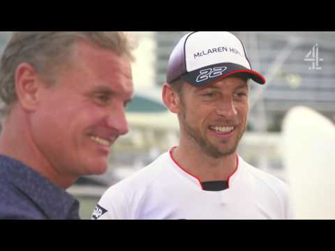 2016 Abu Dhabi -  A Gift for Jenson