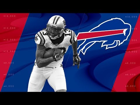 New Bills WR Kelvin Benjamin 2017 Highlights (Through Week 8) | 🚨 Trade Alert 🚨 | NFL