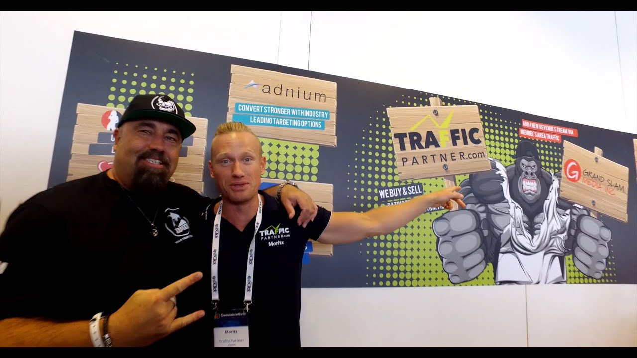 TrafficPartner at the TES The European Summit in Prague 2018 with the Traffic Captain