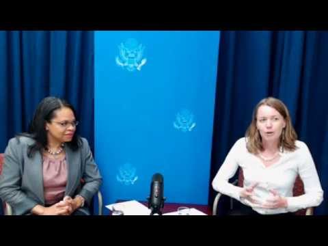 Dr. Ashanti Johnson | STEM Opportunities: US Embassy Phnom Penh Cambodia