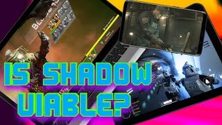 Shadow.Tech Cloud Service REVIEW | PC Gaming WITHOUT A Computer | Rewind Mike