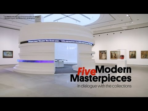 Digital Experience   |  Five Modern Masterpieces in dialogue with the collections