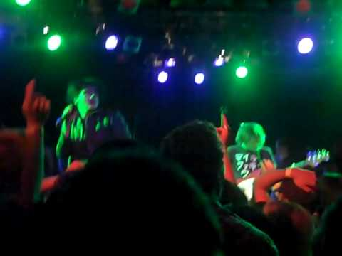 My Chemical Romance at the Roxy 07.31.09 Kiss the Ring NEW SONG