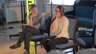 MOVABOX і Андрусь Горват: прэс-канферэнцыя