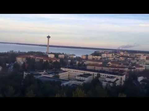 Näsinneula Observation Tower - Tampere (Finlande)
