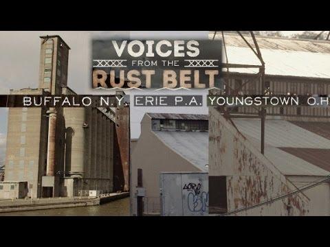 A journey across the Rust Belt