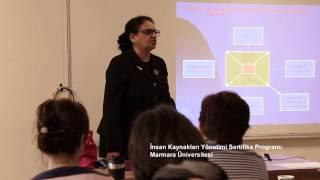 Marmara Üniversitesi - İnsan Kaynakları Yönetimi Sertifika Programı