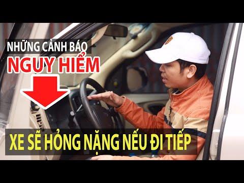 Những đèn cảnh báo nguy hiểm nhất, ô tô sẽ hỏng nặng nếu đi tiếp | TIPCAR TV