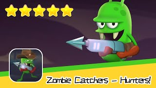 Zombie Catchers - Hunters Day15 Walkthrough 100% zombie hunting action Recommend index five stars