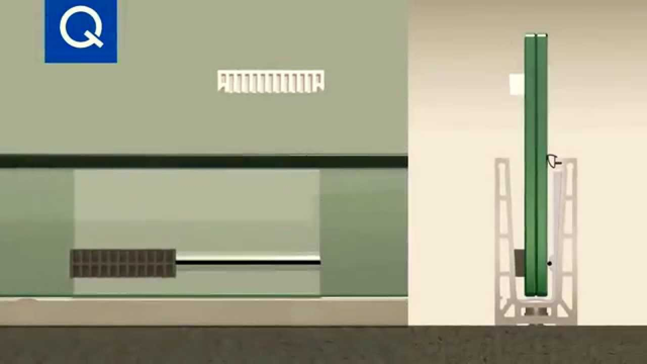 barandilla q railing easy glass pro montaje superior by. Black Bedroom Furniture Sets. Home Design Ideas