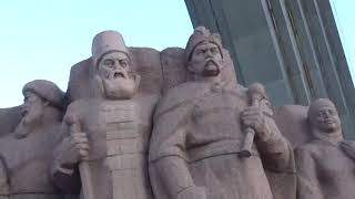 Дружба русского и украинского народов