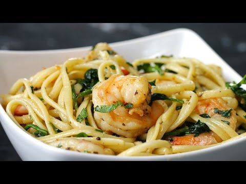 one-pot-lemon-garlic-shrimp-pasta