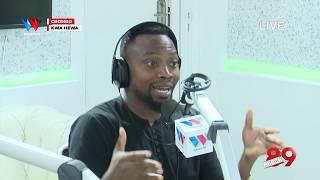 #LIVE :BLOCK 89  NDANI YA WASAFI FM 88.9  (JAN 09, 2020)