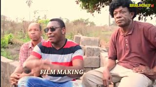 Solo & Martins (The Stupid Ghost) Behind The Scene - Latest Nigerian Nollywood Movies