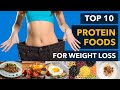 High Protein Foods List for Weight Loss | Best High Protein Foods to Lose Weight