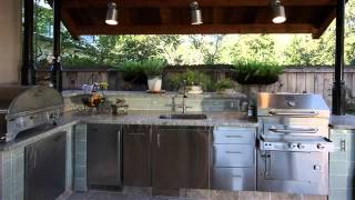 Outdoor Kitchen Cabinets - Best Home Design