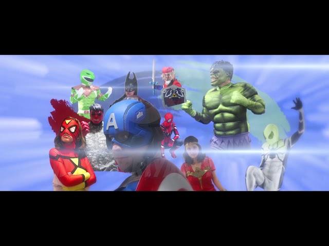 Marvel  Studios Custom Sample 1
