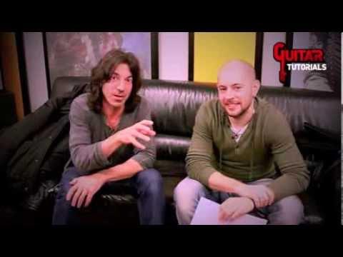 Stef Burns interview on Guitar Tutorials