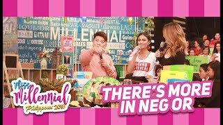 Miss Millennial Negros Oriental 2018   September 19, 2018