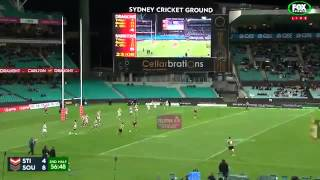 NRL 2015 Round 19 - Dragons Vs Rabbitohs Highlights