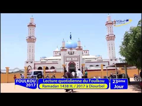 Foulkou Diourbel 2017 J23 - Intégral