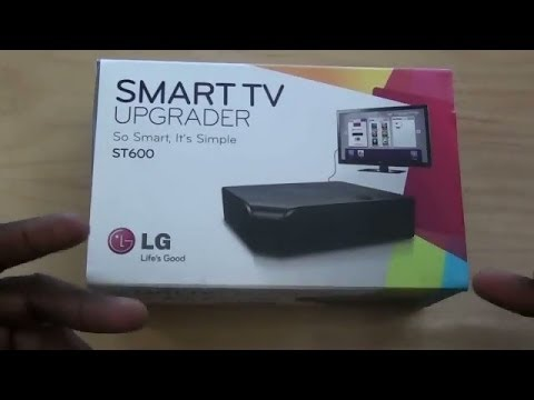 LG Smart TV Upgrader Review| Booredatwork