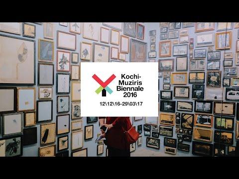 Kochi Muziris Biennale 2016-17