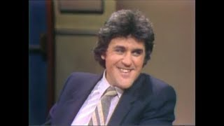 Jay Leno on Late Night, Part 1: 1982-1984