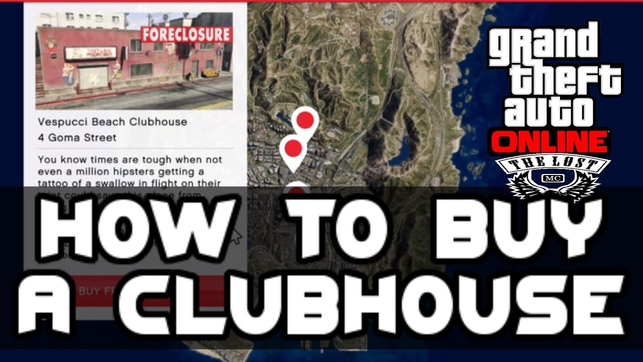 Gta online how to buy a clubhouse biker dlc clubhouse for Fenetre sale gta 5