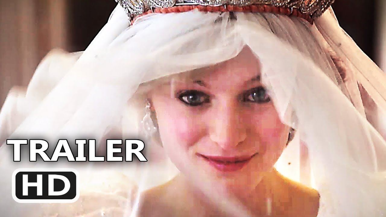 THE CROWN Season 4 Official Trailer (2019) Lady Diana, Gillian Anderson Netflix TV Show HD