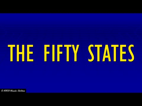 #119: THE FIFTY STATES - Jeopardy! Clues of the Week