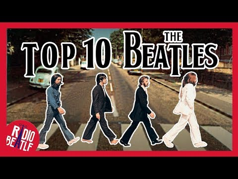 TOP 10 Canciones de THE BEATLES | Radio-Beatle