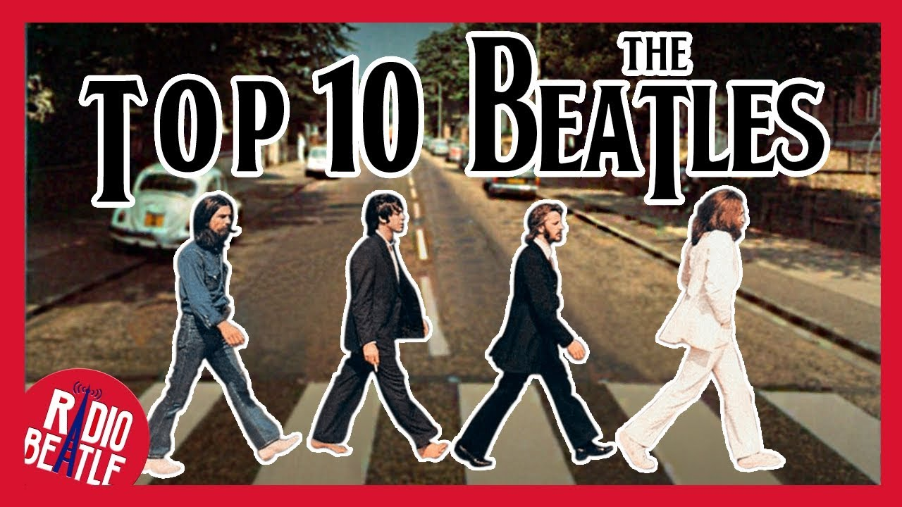 Top 10 Canciones De The Beatles Radio Beatle Youtube
