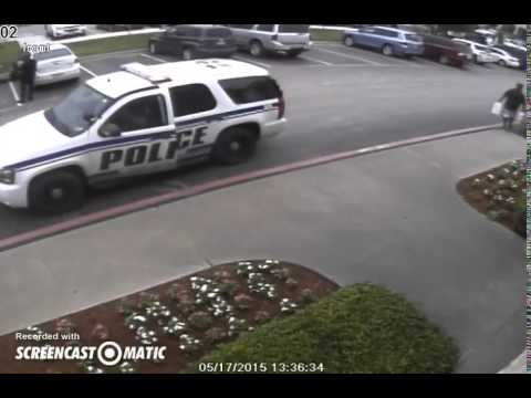 Don Carlos Surveillance Video Waco Texas 5/17/2015