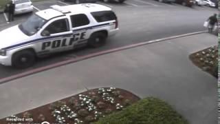Don Carlos Surveillance Video Waco Texas 5/17/2015