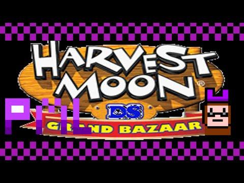 Harvest Moon: Grand Bazaar Review