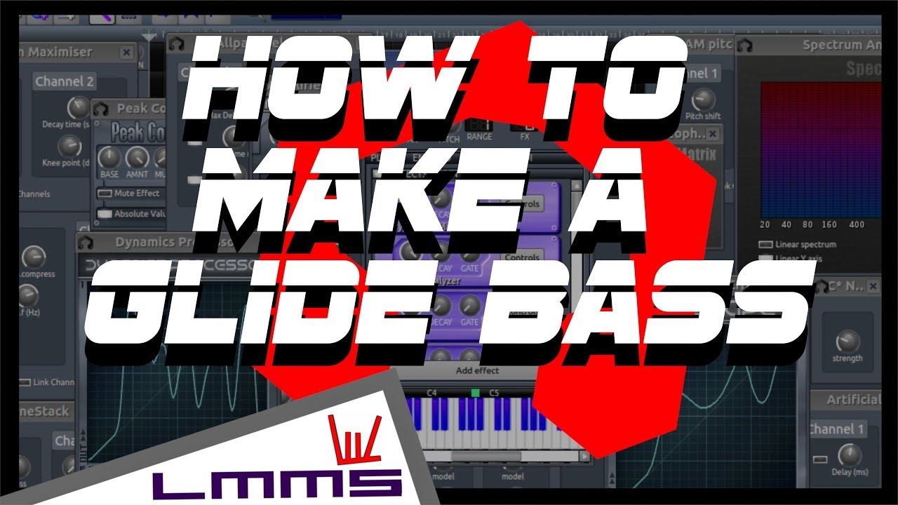 How To Make A Dubstep Trance Solo Sound In Lmms Download 1025 Free Samples Youtube