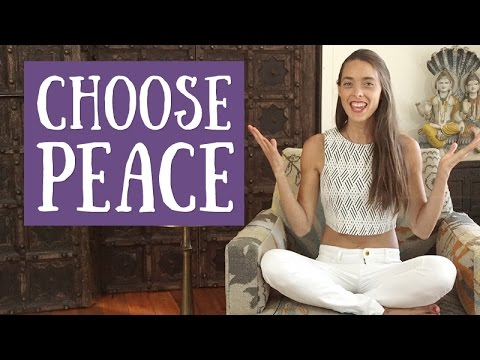 Power Tap: Choose Peace Instead of Conflict