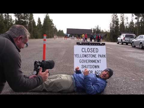 YELLOWSTONE GEYSERS CAN'T BE SHUTDOWN