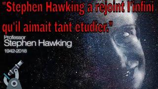 STEPHEN HAWKING  - BIBLIOGRAPHIE