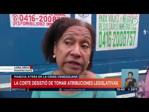 La situacion en Venezuela || Television Publica Noticias Internacional