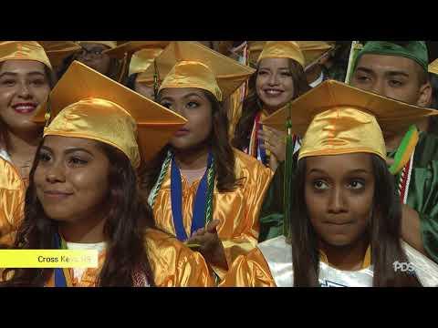 Cross Keys High School Graduation 2018