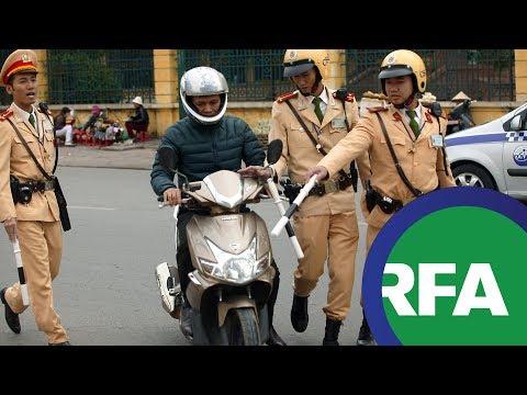 Công an nhờ báo chí bảo vệ hình ảnh | THỜI SỰ | RFA Vietnamese News