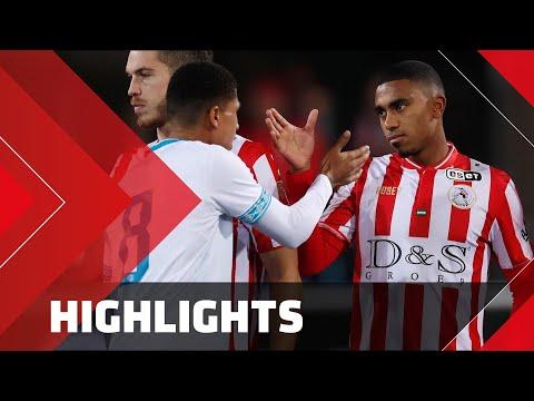 SAMENVATTING | Sparta Rotterdam - Jong PSV