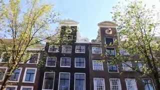 Водными дорогами Нидерландов. Каналы Амстердама(Расположенный на реке Амстел, Амстердам является не только столицей Нидерландов, но и самым большим городо..., 2014-06-20T10:35:32.000Z)