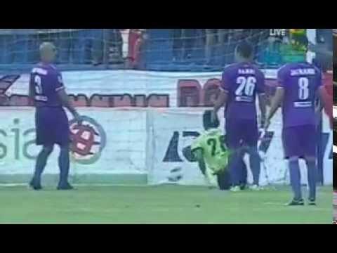 Persita Tangerang  vs Persija Jakarta (0-2) 12 Juni 2014