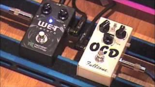 Neunaber Technology Wet Reverb Guitar Demo