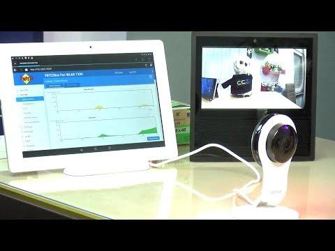 Überwachungskamera-mit-alexa-anbindung