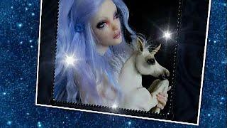 Авторская кукла Николь Вест (Nicole West) -3 HD