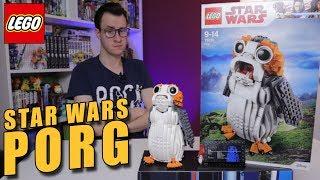 ЛЕГО ПОРГ - Не покупай пока не посмотришь! (LEGO STAR WARS 75230)